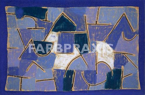 Paul Klee | Blaue Nacht