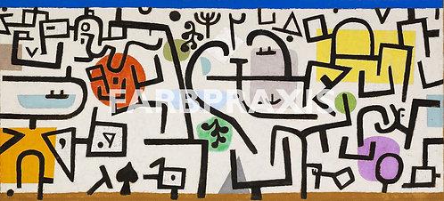 Paul Klee | Reicher Hafen (ein Reisebild)