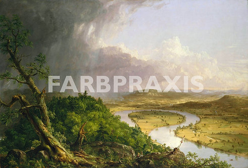 Thomas Cole | View from Mount Holyoke Northampton Massachusetts, after a Thunder