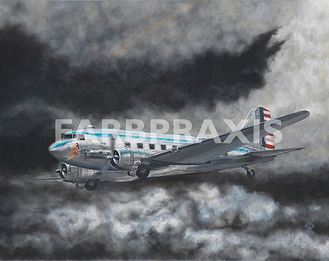 Roland Sedelmayer | Miss B Douglas DC 3