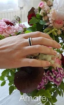 Horsehair ring, jouhisormus, pferdehaarring
