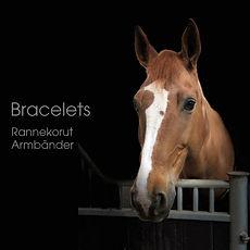 horsehaibracelets, pferdehaar armbänder