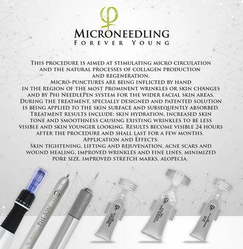 Microneedling