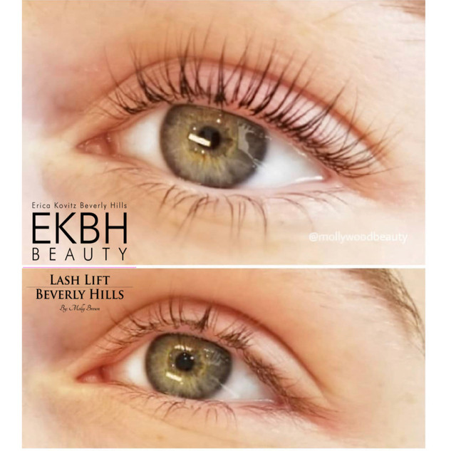lash Lift Los Angeles