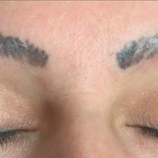 Previous Tattood Eyebrow