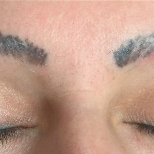 Previous Tattood Eyebrow
