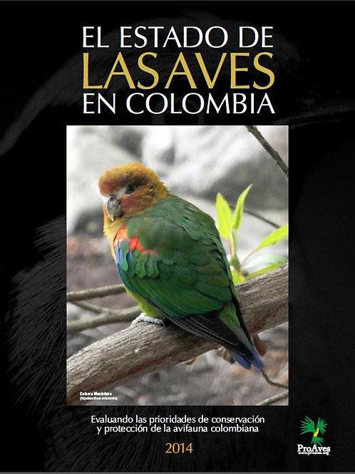 El estado de las aves en Colombia