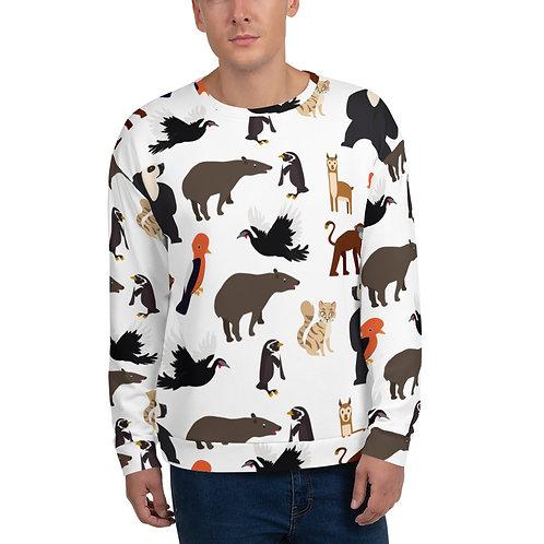 Endangered Species Peru Sweater