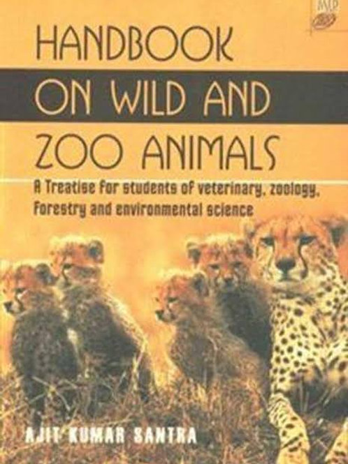 Handbook on wild and Zoo Animals