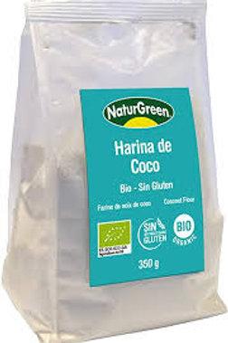 Harina de Coco Bio 350g