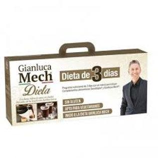 Dieta de 3 días - Gianluca Mech