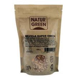 Mezcla super omega 225g