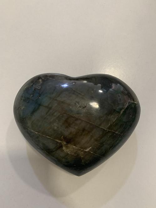 Labradorita Corazón