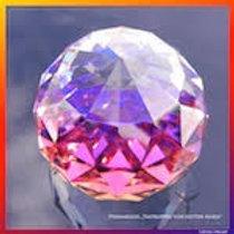Esfera Prismática de Diamante