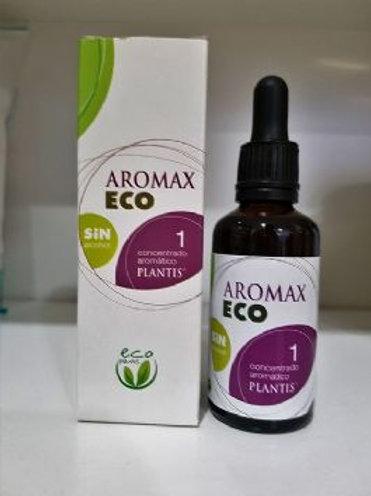 Aromax 1 ECO - Circulación y Memoria
