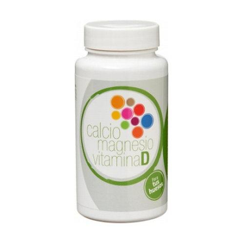 Calcio , Magnesio y Vitamina D 60comp