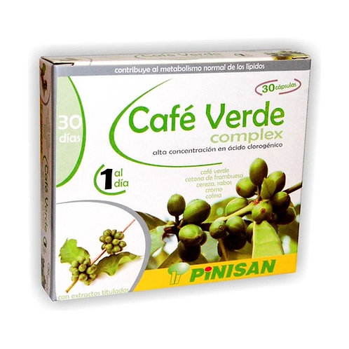 Cafe Verde 30caps