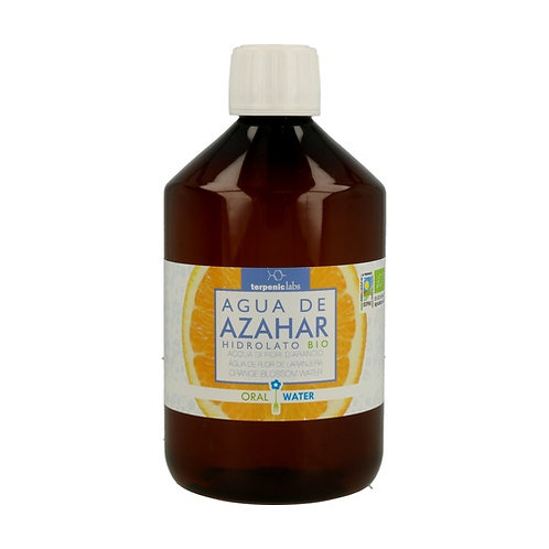 Agua de Azahar Hidrolato Bio 500ml
