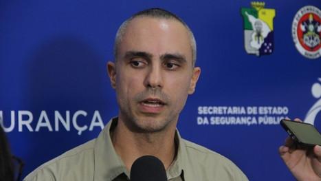 Boletim médico  diz que delegado Marcelo Hercos apresenta boa evolução no quadro