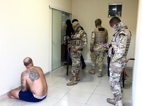 Operação Olho de Hórus desarticula grupo de tráfico e roubo de chácaras