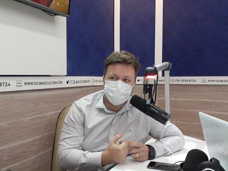 """Doutor Júlio da Oral Sin participa do quadro """"Gente de Sucesso"""""""