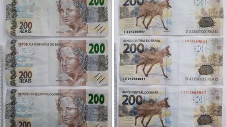 Laudo pericial atesta que grupo baleou delegado estava com sete notas falsas de 200 reais