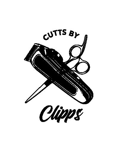 Cutt by Clipps Logo Development