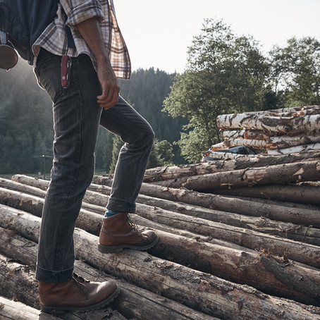 How I Gained Freedom from a Spirit of Fear (and of log trucks)