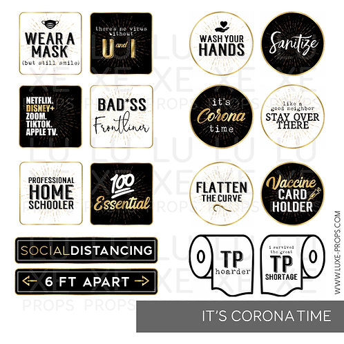 It's Corona Time