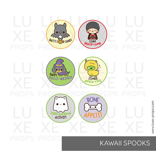 Kawaii Spooks