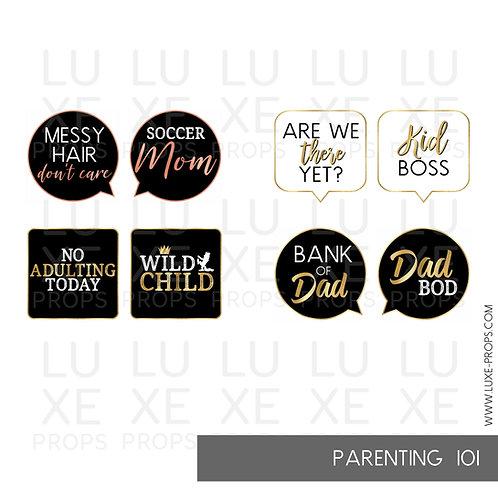 Parenting 101