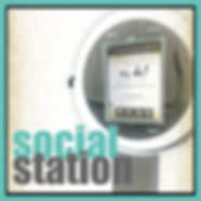 social station booth