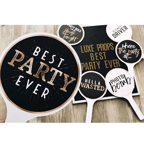 Best Party Ever Paddles