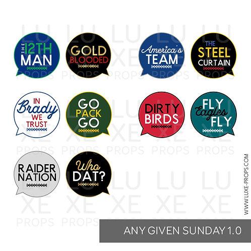 Any Given Sunday 1.0