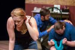 Birttani O'Connell Actress Falling