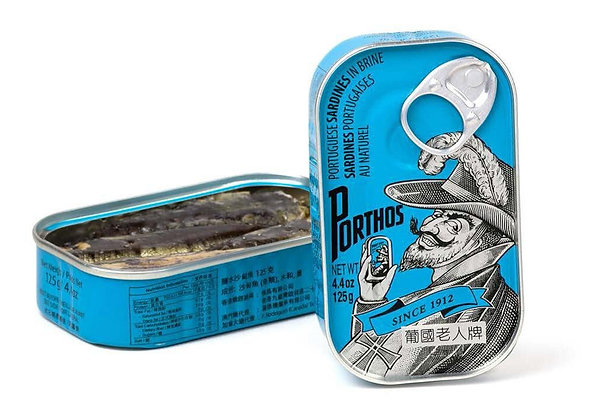 Sardinen im Wasser 125 g