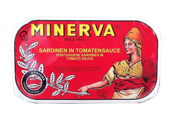 Sardinen in Tomatensoße 120 g