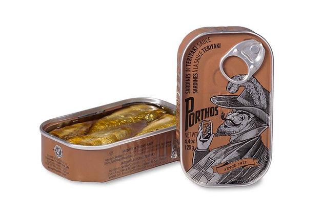 Sardinen in Teriyaki Soße 125 g