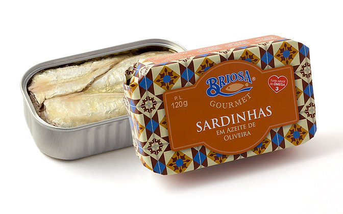 Sardinen in Olivenöl 120 g