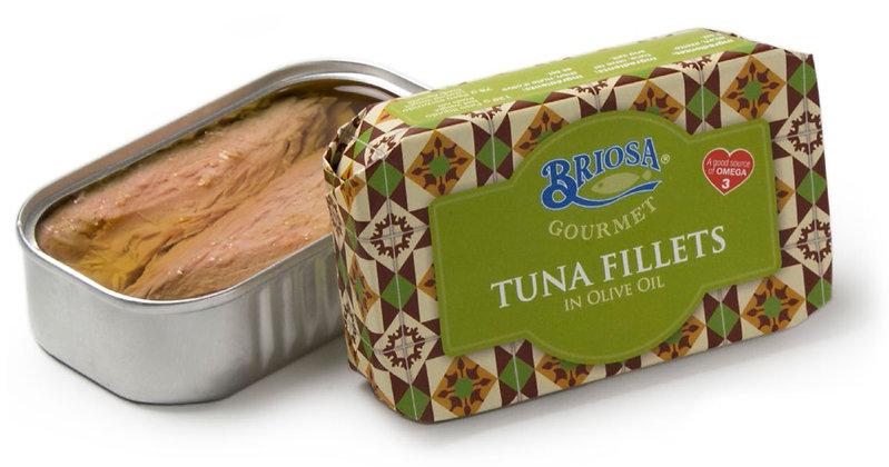 Thunfischfilets in Olivenöl 120 g