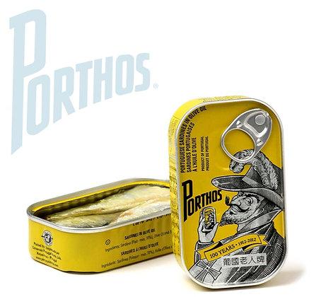 Sardinen in Olivenöl 125 g