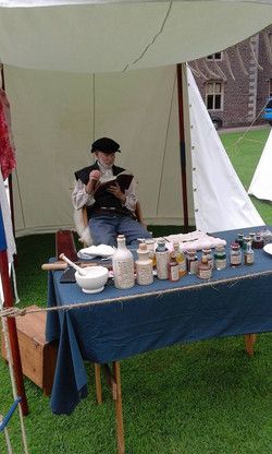 Elizabethan Barber Surgeon