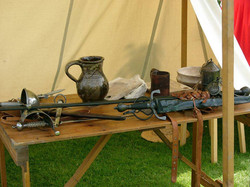 1588 table of equipment