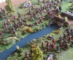 Sedgemoor diorama