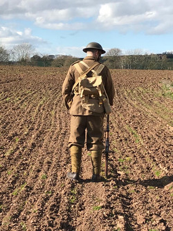 First World War Tommy