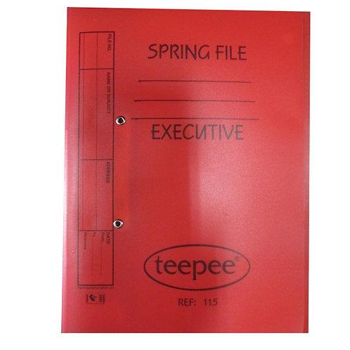 Teepee Spring File