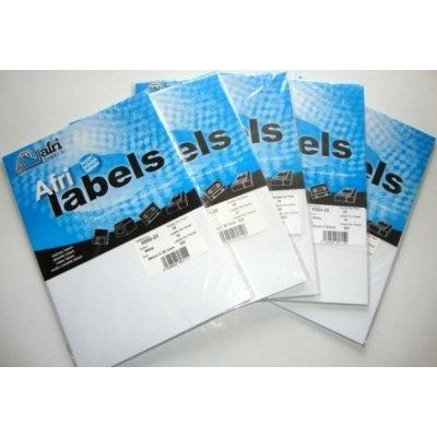 A4 Afri Labels