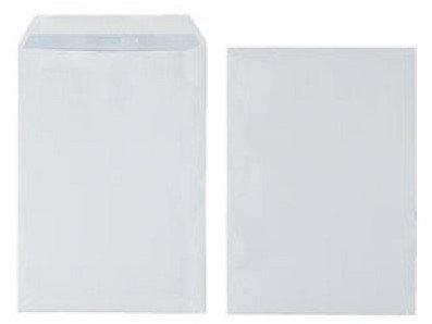 C5 White Envelope - 50 Pcs