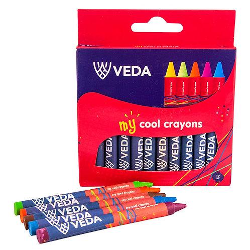 Veda Crayons Small