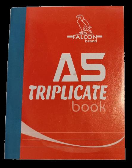 A5 Triplicate Book